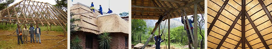 Thatch Repairs, Renovations and new installations
